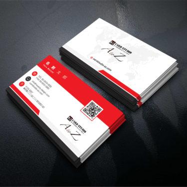 Y00021☆セミオーダー!プロのデザイナーが作るマットラミネートPP高級名刺